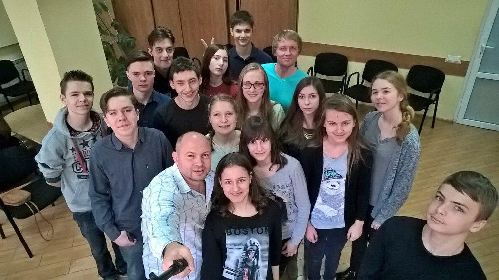 Подростковый клуд, Мищенко Денис, Дмитрий Савицкий