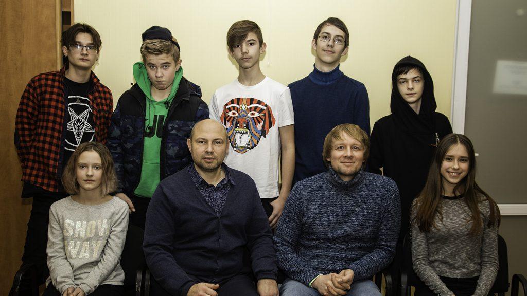 Денис Мищенко психолог, подростковый клуб киев